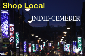 Shop Local INDIE-cember